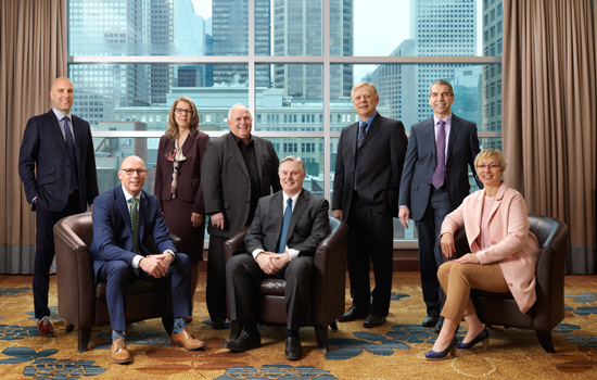 Servus Executive Leadership Team