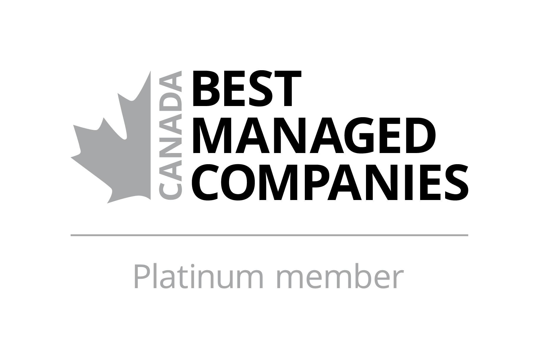 Canada's Best Managed Companies Platinum